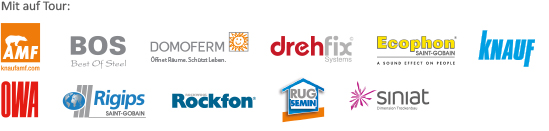 Alle Partnerlogos der Innovationstour