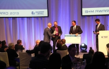 B+M Award 2013