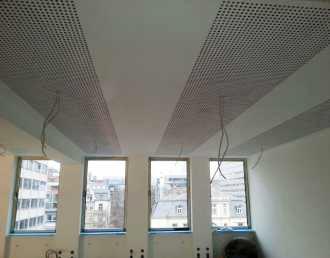 Cool Speed Bürogebäude