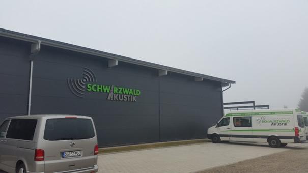 Schwarzwald-Akustik: B+M Klimadecke