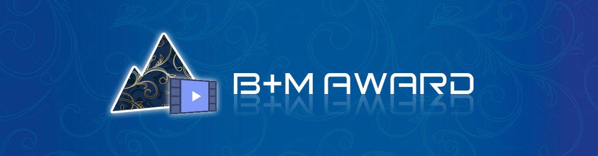 B+M AWARD 2017 - alle Filme