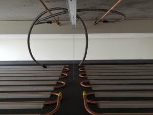 Individuelles Kühldeckenprojekt in München
