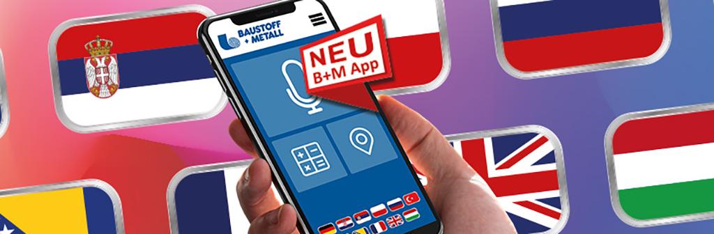 B+M App