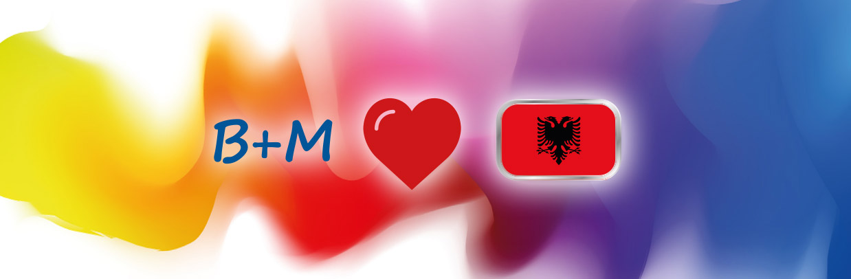 Ne flasim shqip
