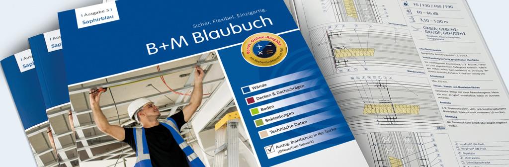 B+M Blaubuch