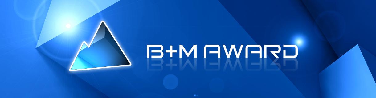 B+M AWARD 2021
