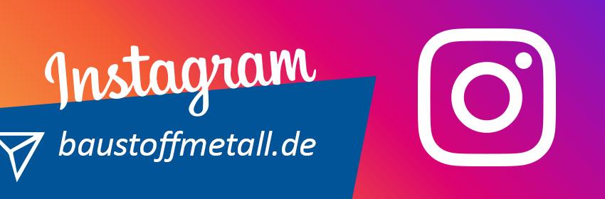 baustoffmetall.de auf Instagram!