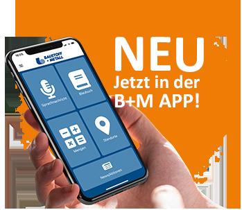 B+M App 2.0