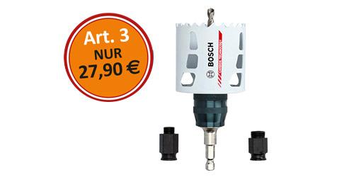 Bosch Hartmetall-Lochsäge