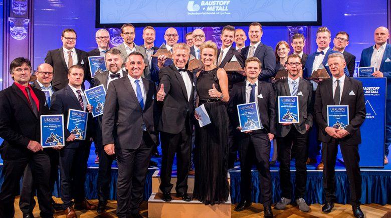 B+M AWARD - Sieger 2017