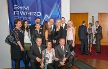 B+M Award 2015