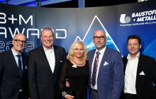 B+M Award 2019