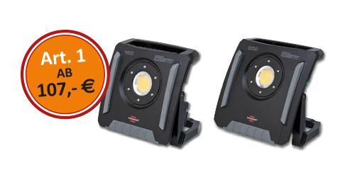 Brennenstuhl Mobile LED Strahler