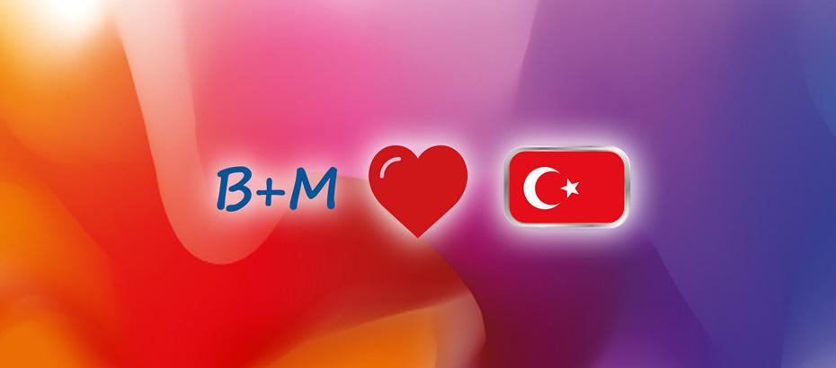 Türkçe konuşuyoruz