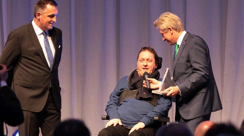 B+M AWARD 2013 Ehrenpreis
