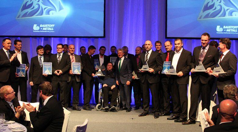 B+M AWARD 2013 Gewinner