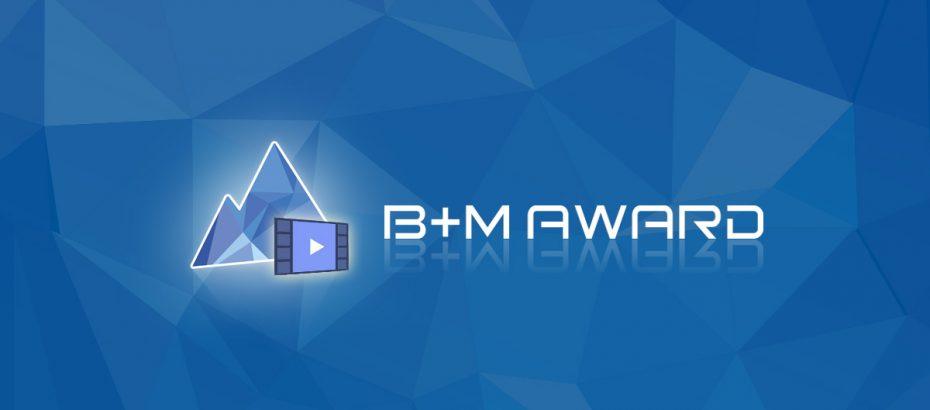 B+M AWARD 2015: Filme