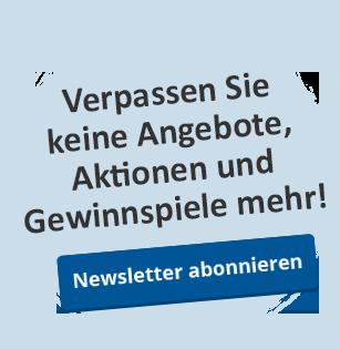 Newsletter: Keine Neuigkeiten mehr verpassen!