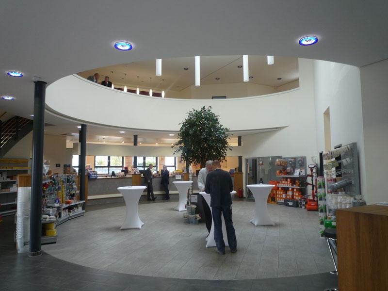 Bilder der Niederlassung Leipzig