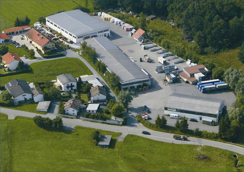 Bilder der Niederlassung Passau