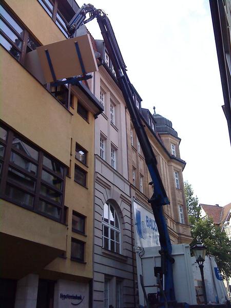 Bilder der Niederlassung Erfurt