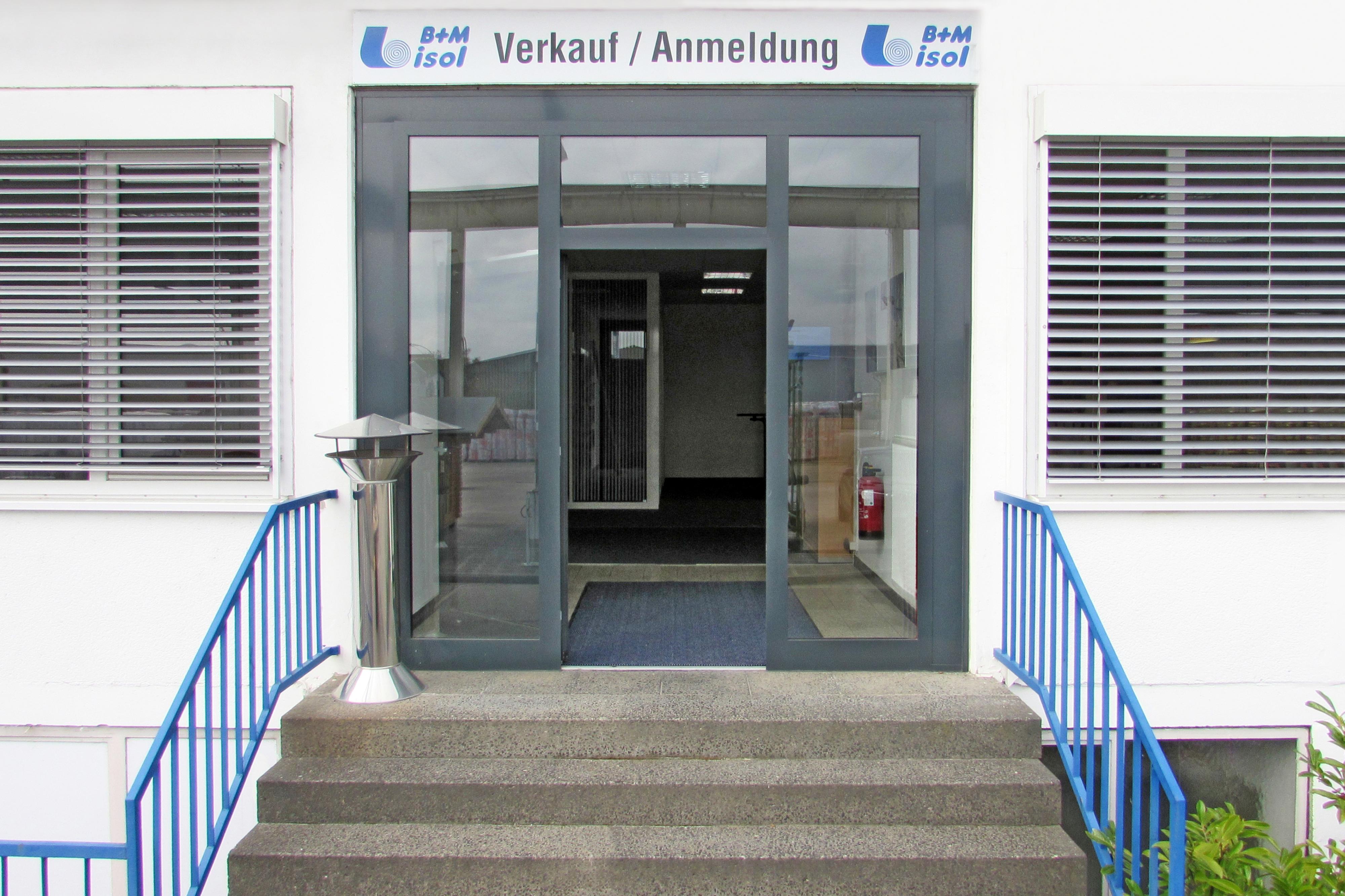 Bilder der Niederlassung Viernheim